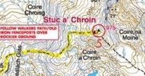 Stuc A Chroin Race Map