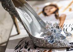 魅せる靴*ジミー・チュウのウェディングシューズに憧れる♡のトップ画像
