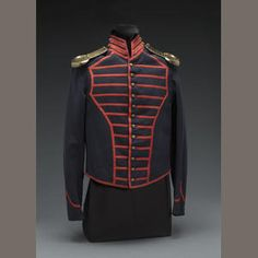 Bonhams Fine Art Auctioneers & Valuers: auctioneers of art, pictures, collectables and motor cars Texas Revolution, Military Uniforms, American Civil War, Armed Forces, Shell, United States, Indian, Model, Jackets