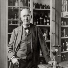 """""""The doctor of the future will no longer treat the human frame with drugs, but rather will cure and prevent disease with nutrition.""""  —Thomas Edison"""