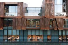 Selcuk Ecza Headquarters, Istanbul, 2012 - Tabanlioglu Architects
