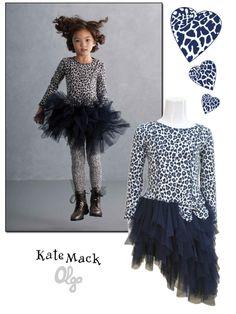 Kate Mack moda infantil niño o/i f/w 2014-2015