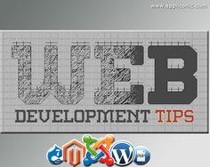 Follow Successful Web Development Tips