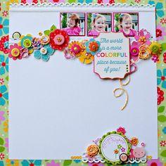 Diseño: colorido ...