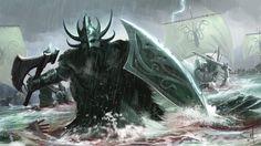 Victarion Greyjoy (repaint) by mattolsonart on DeviantArt