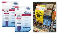 Save 80% on the regular price of Aquaphor Lip Repair after extrabucks at CVS! If this is your brand, now is the time to stock up by taking advantage of an extrabucks promotion and high-value coupon. Only one more day left for this promo!