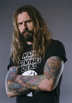 Rob Zombie ~ opened for Ozzie Osbourne 11.2.07 ~ Veterans Auditorium ~ 11/21/09 ~ Val-Air Ballroom