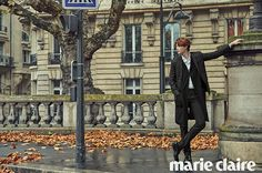 Marie Claire December 2015