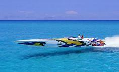 Miami & Miami Beach Offshore Speed Boat Charters