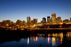 I would work with the Edmonton Economic Development Corporation to attract corporate head offices to re-establish themselves in Edmonton and support the growth of new businesses. O Canada, Alberta Canada, Best Places To Live, Places Ive Been, Riding Mountain National Park, Cultural Capital, Star Wars, Plein Air, New York Skyline