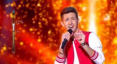 Rising Star / Peter Srámek: Never Gonna Give You Up / tv2.hu