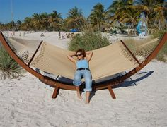 hammock with stands