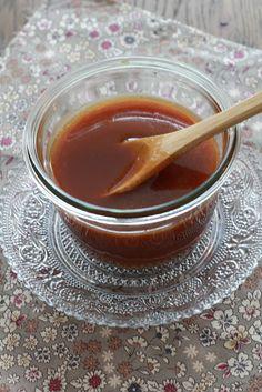 Caramel inratable express en 5 minutes au micro ondes