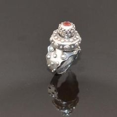 mAKE THIS POISON RING WITH SCREW TOP THREADED CLOSURE WITH TRACEY SPURGIN OF CRAFTWORX METAL CLAY JEWELLERY SCHOOL