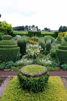 Herterton House Gardens, uncredited