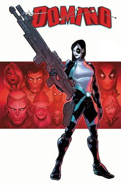 Marvel ha anunciado que el artista David Baldeon se unirá a la escritora Gail Simone enDomino.