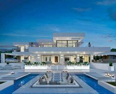 Gorgeous modern house