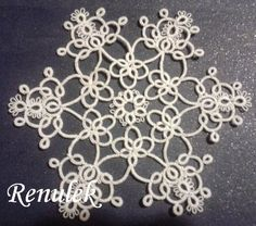 Tatting, Tatting, Chiacchierino: tatting xmas