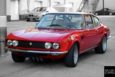 69 Fiat Dino Coupe