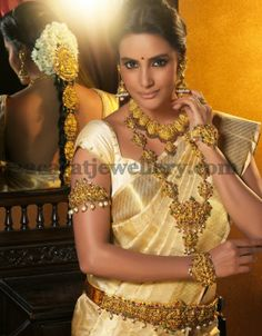 Jewellery Designs: Priya Anand Bridal Jewelry