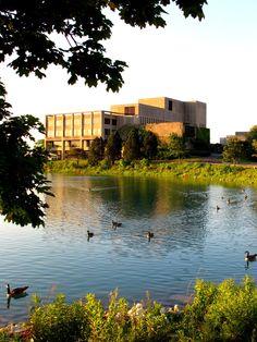 Norris University Center, Northwestern University  Evanston, Illinois