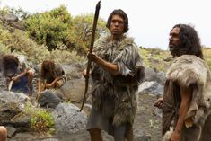 Neanderthals, Denisovans May Have Had Their Own Language, Suggest Scientists Jul 9, 2013 by Sci-News.com A broad range of evidence from linguistics, genetics, paleontology, and archaeology suggests that Neanderthals and Denisovans shared with us something like modern speech and language, according to Dutch psycholinguistics researchers Dr Dan Dediu and Dr Stephen Levinson.