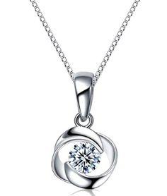 Joyas Collier cadena champán perlas Rose Gold 18k PL regalo de Navidad