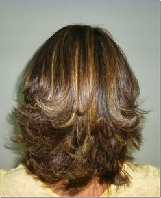 70 Brightest Medium Layered Haircuts to Light You Up Medium Layered Haircuts, Haircuts For Medium Hair, Medium Hair Cuts, Cool Haircuts, Short Hair Cuts, Medium Hair Styles, Curly Hair Styles, Cool Hairstyles, Haircut For Medium Length Hair