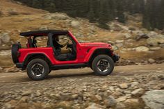 2018 Jeep Wrangler Rubicon: First Drive