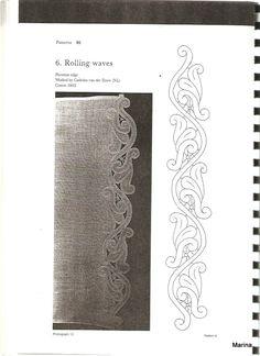 DUTCH BOBBIN LACE PATTERNS - Marina - Álbumes web de Picasa