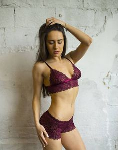 9d8c8f9278c Items similar to Sexy lingerie. Red lingerie set