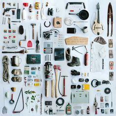 Things Organized Neatly - Spruce Park