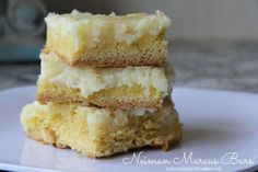 Mix and Match Mama: Original Neiman Marcus Bars Cake Mix Recipes, Brownie Recipes, Baking Recipes, Cookie Recipes, Bar Recipes, Cake Bars, Dessert Bars, Köstliche Desserts, Delicious Desserts