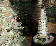 Glass Christmas Tree! by MERR
