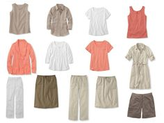 The Vivienne Files: 9 more! Whatever's Clean Summer Wardrobe