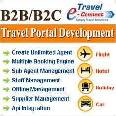 Travel Portal Development India,White Label Solution For Travel Agents: Travel Portal software is sort of helpful For Your...