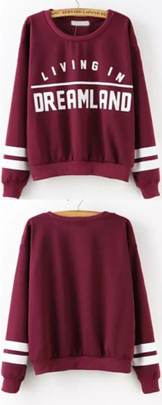 ee03252904 The wine red sweatshirts are kind of like my uniform. This is my too tired  to function sweatshirt jumper cool fashion girls sizing women sweater funny  cute ...