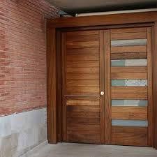 Las 16 Mejores Imagenes De Puerta Madera Y Vidrio Entry Doors