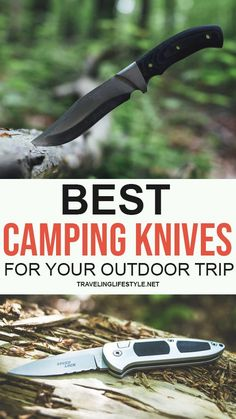 Camping is one of the best ways that you can spend time with family or friends. Camping Needs, Camping Life, Camping Hacks, Travel Plan, Travel Ideas, Travel Tips, Best Camping Knife, Best Camping Lantern, Best Travel Gadgets