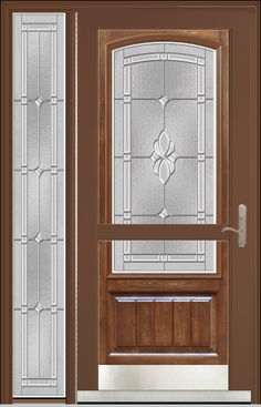ProVia Door Configurator & Provia entry door configuration with a single stand-alone door ...