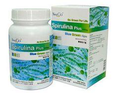 Spirulina Plus Chlorella 1000 Tablets  Normal Price : RM 188