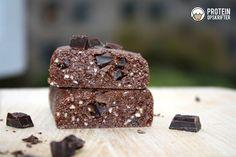 Chunky chocolate proteinbar (6 ingredienser)