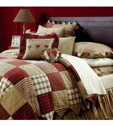 Lasting Impressions (VHC) Heartland Quilt #SantaPakSweeps