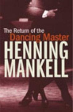 book cover of   The Return of the Dancing Master