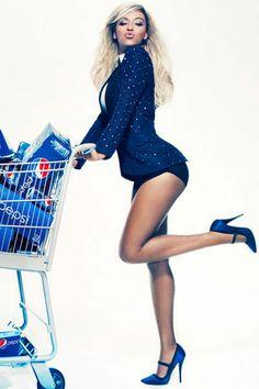 Beyoncé égérie de Pepsi