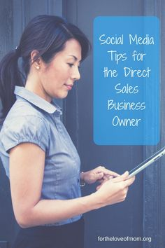 """Thanks to the internet and, more specifically, social media you don't even have to leave your couch let alone your house to run a business anymore. Which can be a major perk for many, especially moms of little ones. However, this """"perk"""" can also bring some major issues for direct sellers. With the ease and convenience of social media many seem to have lost their social graces. Click to read some tips on how to use social media to grow your direct sales business... without being annoyin..."""