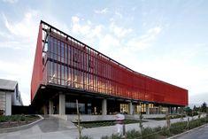Centro de producción e investigación alimentaria Carozzi, por GH+A | Arquitectura
