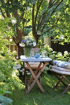 Patio Grande, Modern Garden Design, Large Backyard, Rustic Backyard, Garden Cottage, Tree Garden, Garden Living, Balcony Garden, Rustic Gardens