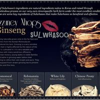 Why SULWHASOO ?high end product with quality natur