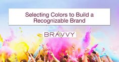 Choosing the best colors for your business can be challenging and selecting the right ones is an important step in building a successful brand. Let's take a look at how colors work and impact your brand.